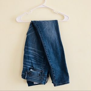GAP high waisted skinny jeans NWOT